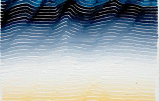 A 10 - 21 x 29,7 cm - Huile sur toile, 2020