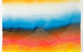 Akribeia 02 bisbis - 40 x 60 cm - oil on canvas - 2020