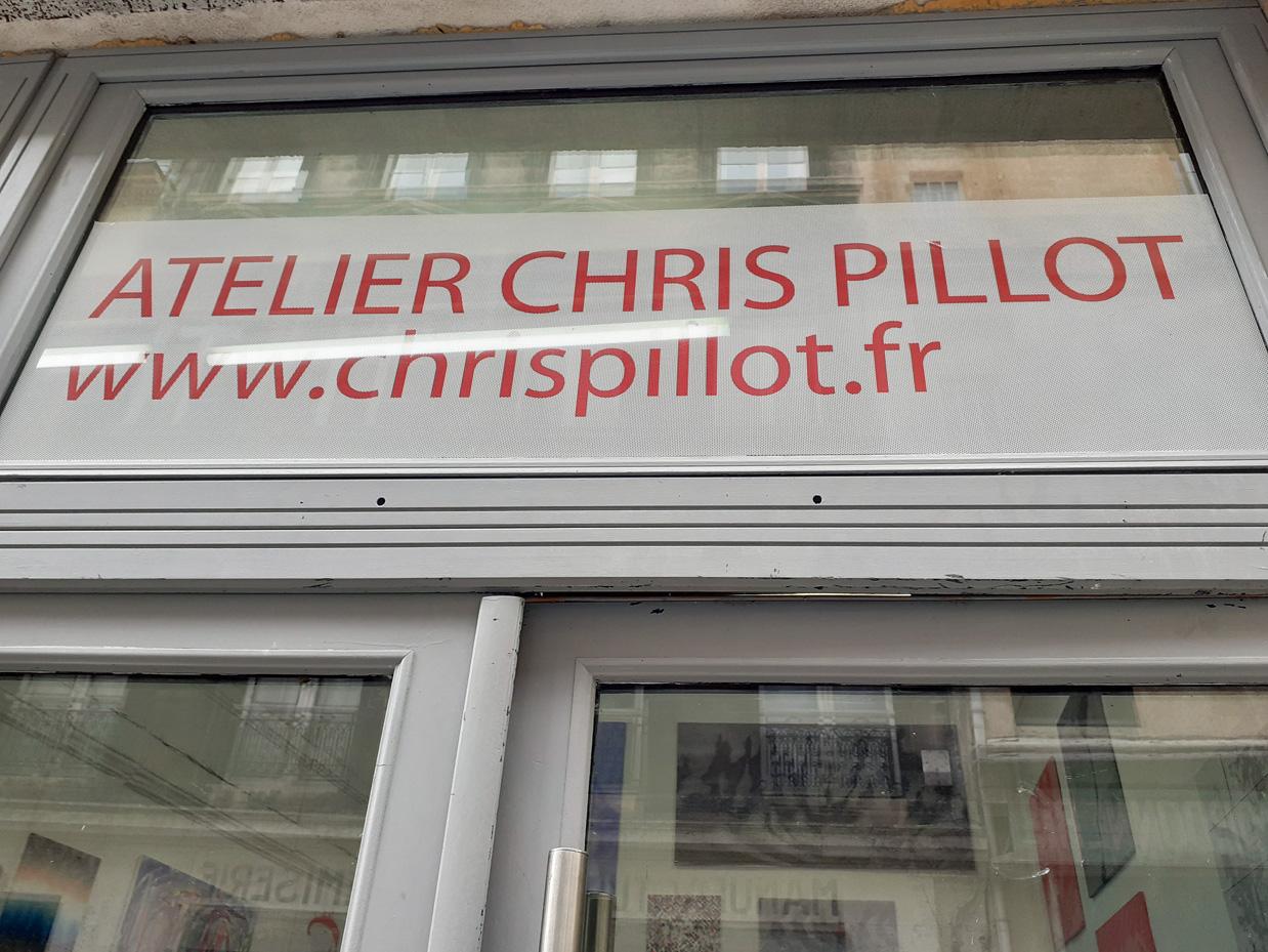 Chris Pillot
